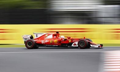 Vettel: grande potenziale anche la Domenica