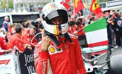 Vettel, grande vittoria per il team, super motore, pronti per Monza