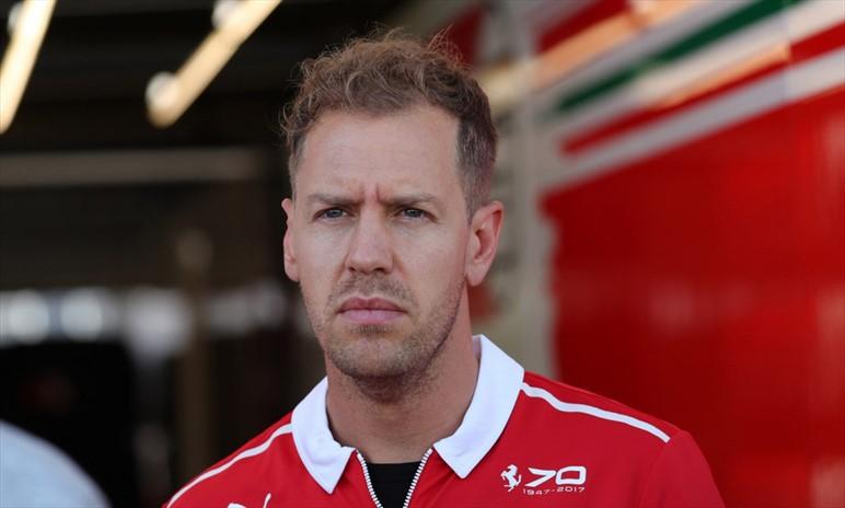 Vettel: impossiblie vincere oggi