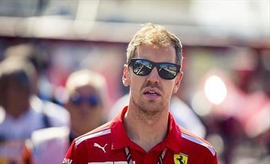 Vettel, incidente solo colpa mia, potevamo fare podio