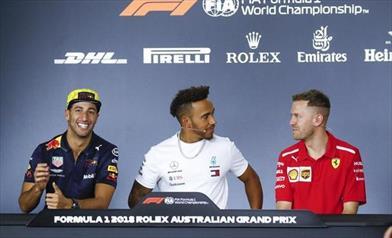 Vettel, l'obbiettivo è vincere con Ferrari - Vettel, l'obbiettivo è vincere con Ferrari