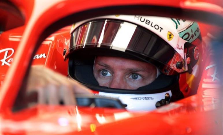 Vettel, la pioggia ci ha penalizzato ma domani possiamo vincere