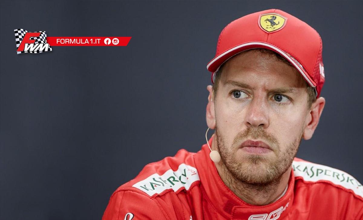 Vettel: lavorerò per la squadra ma non lascerò passare Leclerc