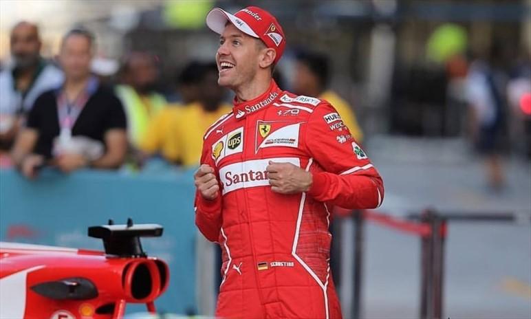Vettel: macchina buona e ben bilanciata