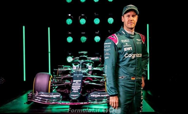 Vettel: molte cose mi stanno ostacolando