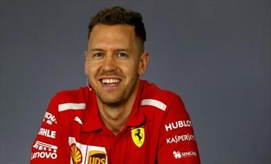 Vettel, nel giro buono ho sbagliato io, domani saremo veloci