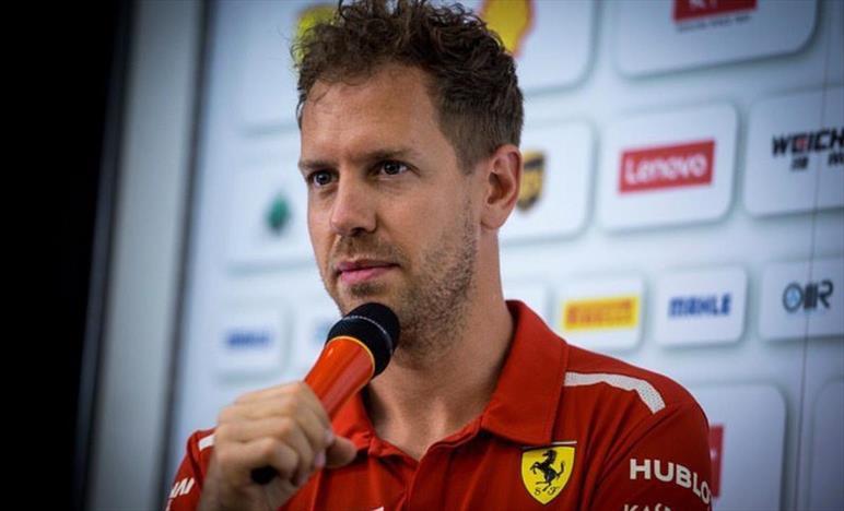 Vettel, non guardo alla classifica ma voglio vincere