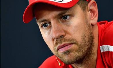 Vettel, non ho sbagliato ad attaccare Max, è un periodo nero