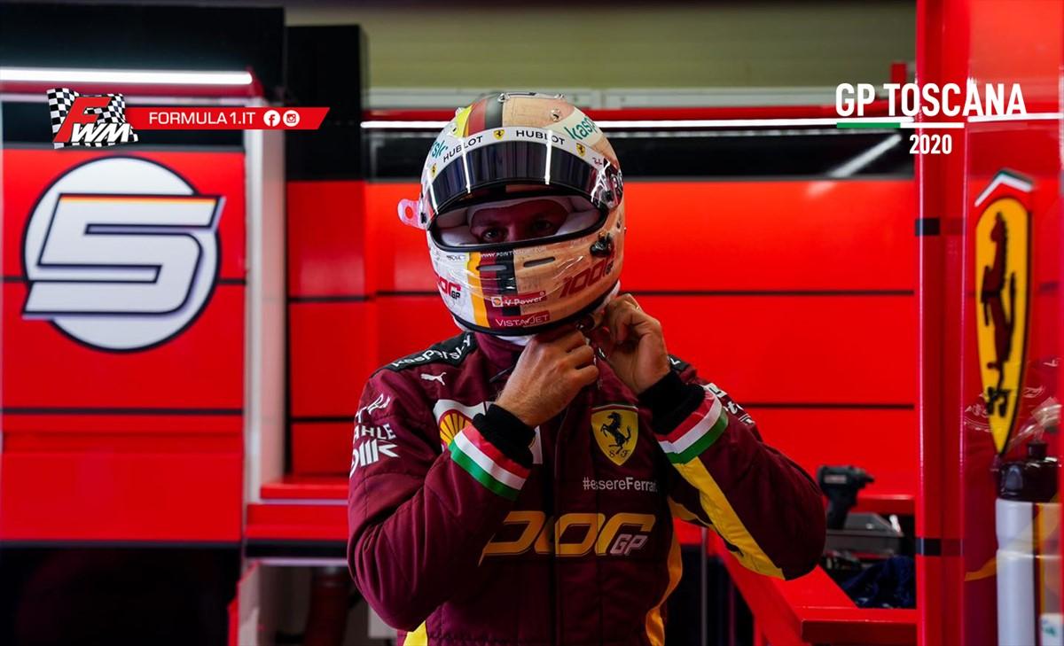 Vettel: non riesco a guidare bene la macchina