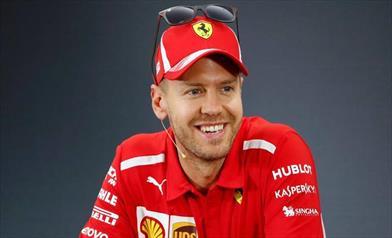 Vettel, non siamo a livello Mercedes, pole difficile, speriamo nella gara