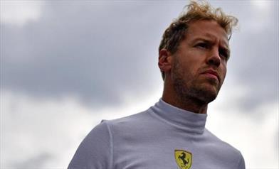 Vettel, non siamo stati veloci ma in gara possiamo fare bene