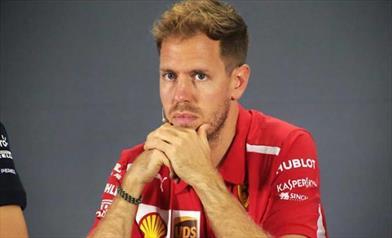 Vettel, oggi sensazioni strane, ma non diamoci per persi