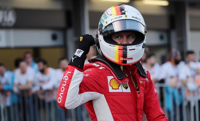 Vettel, ottima vettura ma potevo fare meglio, domani sarà difficile