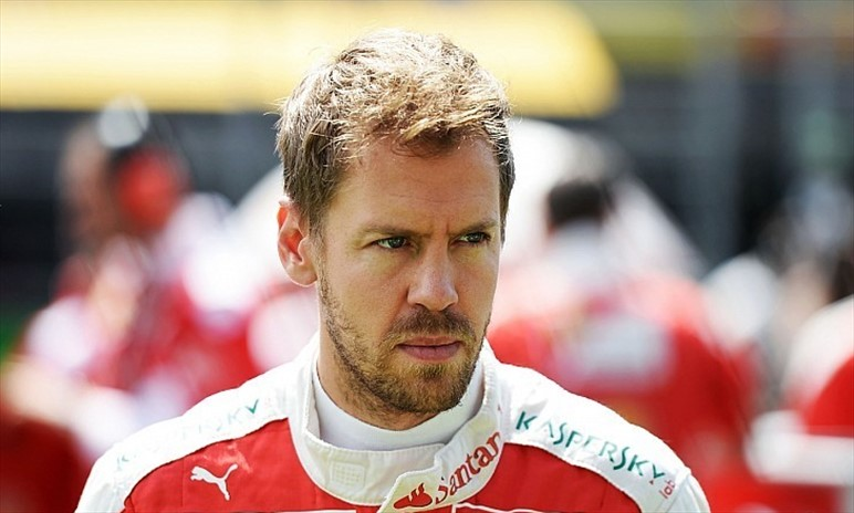 Vettel: peccato per l'occasione persa
