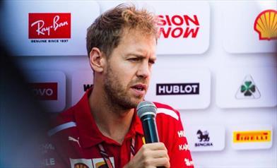 Vettel, poca aderenza e macchina difficile ma in qualifica saremo veloci