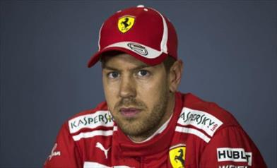 Vettel, potevo fare meglio, Sainz? non lo ho visto