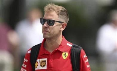 Vettel, qualifica deludente, pensavamo meglioma speriamo per domani