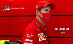 Vettel: sapevo prima della gara che Hamilton mi avrebbe doppiato