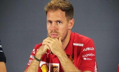 Vettel, sarà una gara difficile, siamo indietro, dobbiamo recuperare
