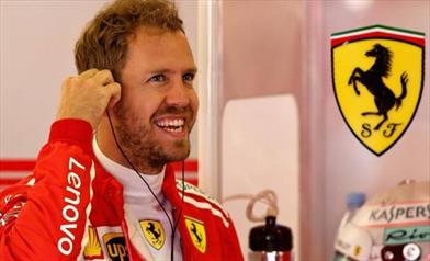 Vettel, saremo in lotta per la pole e possiamo ancora migliorare