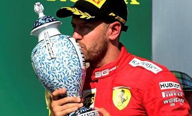 Vettel: siamo lontani dal controllare una gara