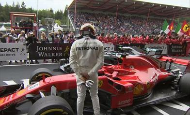Vettel sorpasso e vittoria