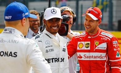 Vettel: un giro straordinario ma ho avuto un aiutino