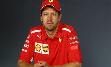 Vettel: Vincere? non siamo all'asilo, vince chi merita. Staimo dando il massimo