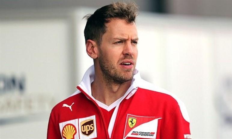 Vettel:problemi al turbo, domani tutto è possibile