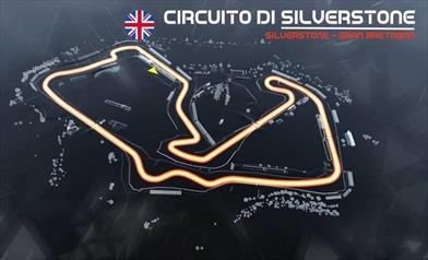 Video - Gp Inghilterra 2019 - Circuito