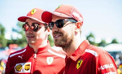 Week end difficile per la Ferrari in Australia, lenti per le gomme