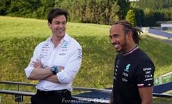 Wolff: la F1 non può escludere altri incidenti tra Hamilton e Verstappen