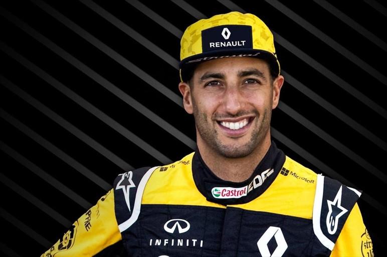 Ricciardo Daniel