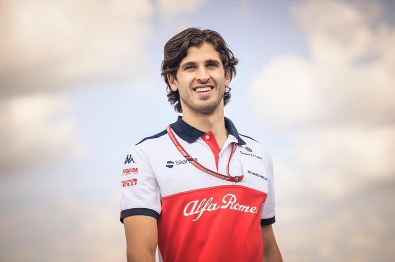 Giovinazzi Antonio