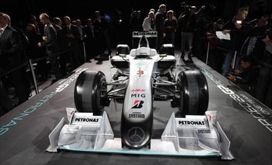 Foto Mercedes Grand Prix #