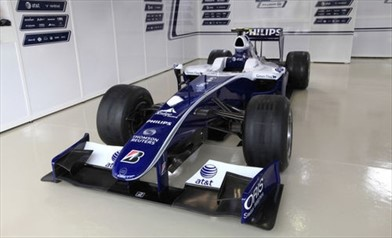 Foto AT&T Williams F1 Team #