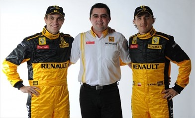 Foto Renault F1 #