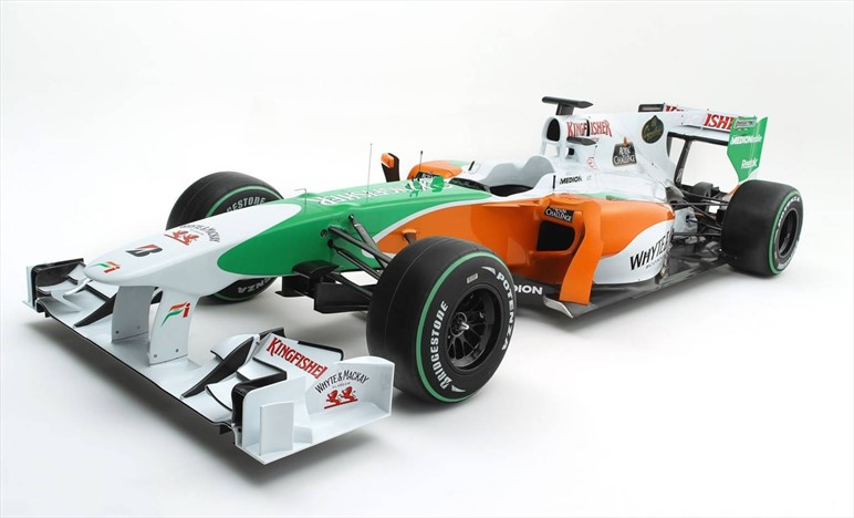 Foto Force India