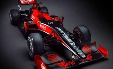 Foto Virgin Racing #