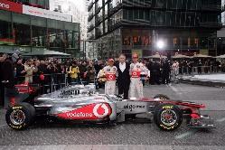 Foto Vodafone McLaren Mercedes #