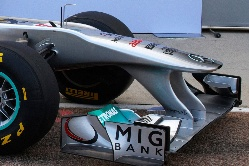 Foto Mercedes GP Petronas #