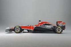 Foto Marussia Virgin Racing #
