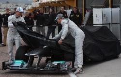 Foto Mercedes AMG Petronas F1 Team #