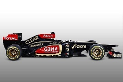 Lotus E21 2013
