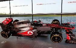 McLaren MP4 28