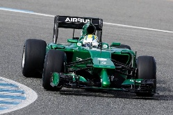 Foto Caterham F1 Team #