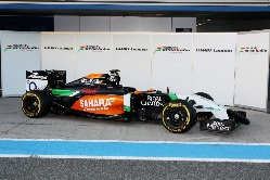 Foto Sahara Force India F1 Team #