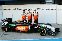 Foto Sahara Force India F1 Team #