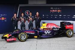 Lancio Red Bull 2014