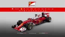 SF16-H Ferrari
